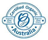 OFC - Organic Food Chain Australia, Certified Organic