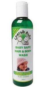 Cherub Rubs Wash