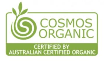 Cosmos Organic - Certified by Australian Certified Organic