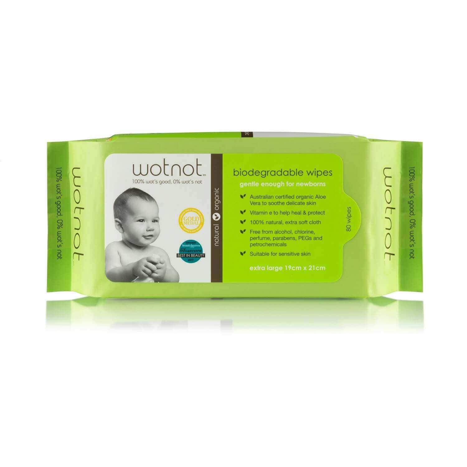 Natural Organic Baby Wipes Review