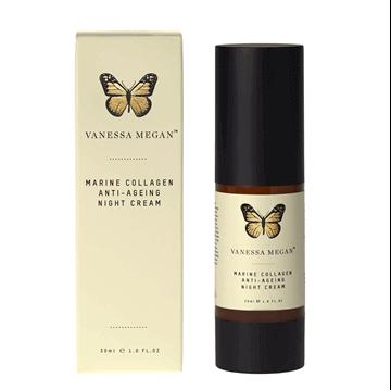 Vanessa Megan | Marine Collagen Anti-ageing Night Cream 30ml