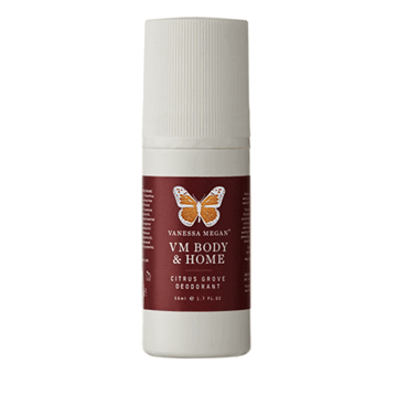 Vanessa Megan | Organic Deodorant- Citrus Grove Roll On 50ml