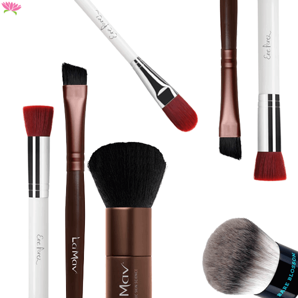 Makeup Brushes category