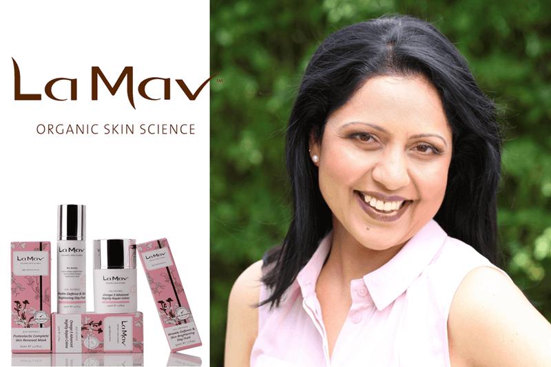 La Mav's Tarj Mavi talks Organic Skin Science!