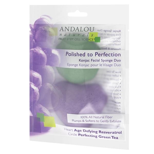 andalou-naturals-polished-to-perfection-konjac-facial-sponge-duo