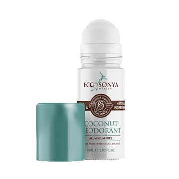 EcoTan | Organic Coconut Deodorant 60ml Roll On